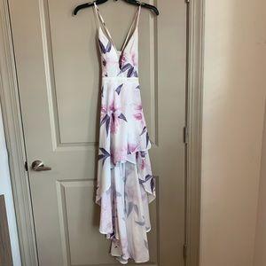 Luxxel High Low Dress, Medium
